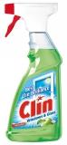 Detergent pentru geamuri cu pompa 500 ml apple Clin