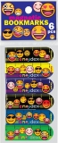 Semn de carte magnetic Emojidex 6 buc/set Centrum