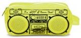 Geanta Le Boombox Doppler cu difuzoare galben Fydelity