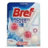 Dezinfectant wc bile Power Aktiv 50 g Chlorine Bref