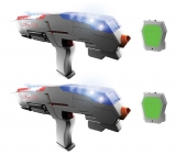 Jucarie interactiva Double Laser X