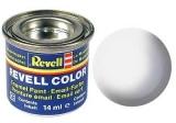 White, mat 14 ml Revell RV32105