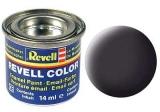 Tar black, mat 14 ml Revell RV32106