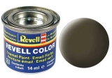 Black green, mat 14 ml Revell RV32140