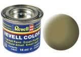 Olive yellow, mat 14 ml Revell RV32142
