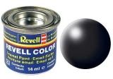 Black, silk 14 ml Revell RV32302