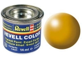 Lufthansa yellow, silk 14 ml Revell RV32310