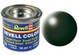 Dark green, silk 14 ml Revell RV32363