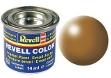 Wood brown, silk 14 ml Revell RV32382