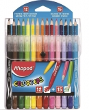 Set coloriaj Color'Peps Maped