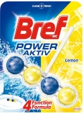 Odorizant toaleta Power Aktiv Lemon 50 g Bref
