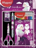 Set Tatoo Princess 4 piese 12 creioane/set Maped