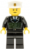 Ceas desteptator LEGO City Politist (9002274)