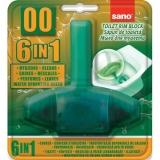 Odorizant WC Bon 00 Green 6 in 1 Sano
