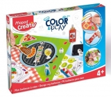 Set Creativ Color & Play Barbecue Maped