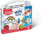 Set Creativ Mini box Stickere gel Maped