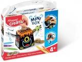 Set Creativ Mini box Velvet Maped