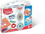 Set Creativ Mini box Spirale Maped