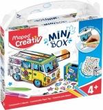 Set Creativ Mini box Jucarie carton Maped