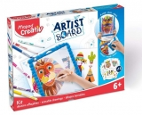 Set Creativ Artist Board Masti Maped