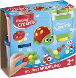 Rezerva set Creativ Prima mea modelare Maped