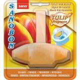 Odorizant wc Bon Tulip 4 in 1 55 gr Sano