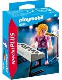 Figurina Cantareata Cu Orga Playmobil