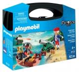 Set Portabil- Prinderea Piratului Playmobil
