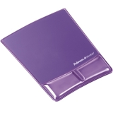 Mousepad violet Crystal Health-V Fellowes