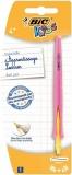 Pix pentru invatare scriere Kids Click Girl 1 mm Bic