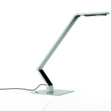 Lampa de birou LED, Table Linear, 9.5 W, 680 lm, 2700-6500K, alb Luctra