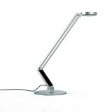 Lampa de birou LED, Table Radial, 9.5 W, 680 lm, 2700-6500K, argintiu Luctra
