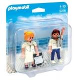 Ofiteri Nava De Croaziera Playmobil