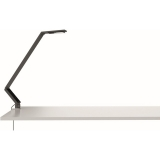 Lampa de birou LED, Table Linear Pro, clema, 10.5 W, 680-900 lm, 2700-6500K, negru Luctra