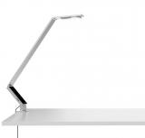 Lampa de birou LED, Table Linear Pro, clema, 10.5 W, 680-900 lm, 2700-6500K, argintiu Luctra