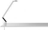 Lampa de birou LED, Table Radial Pro, clema, 10.5 W, 680-900 lm, 2700-6500K, argintiu Luctra