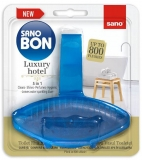 Odorizant WC Blue Luxury hotel, 5 in 1, 55 gr, Sano Sanobon