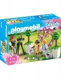 Copii Cu Flori Si Fotograf Playmobil