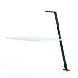 Lampa portabila LED, Flex, 9.5 W, 680 lm, 2700-6500K, negru Luctra
