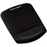 Mousepad cu suport pentru incheietura PlushTouch™ Fellowes negru