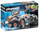 Camionul De Lupta Al Spionilor Playmobil