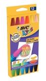 Creioane cerate CBW12 Bic