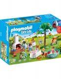 Petrecere In Gradina Playmobil