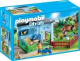 Crescatorie De Iepurasi Si Hamsteri Playmobil