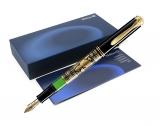 Stilou Toledo M700 F negru-auriu Pelikan