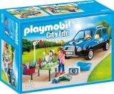 Salon Mobil Pentru Ingrijire Catei Playmobil