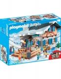 Cabana Schiorilor Playmobil