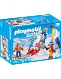 Bataie Cu Zapada Playmobil