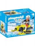 Snowmobil Playmobil