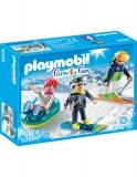 Iarna Pe Partie Playmobil